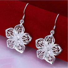Multi styles Factory price New 925 sterling silver earrings Drop earrings fashion for women Free shipping