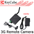 WCDMA 3G Video Call Recorder Box Support AV In 3G Remote Video TF Card Cameras Live