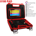 XTOOL X100 PAD X 100 Auto Car Key Programmer With Oil Rest DPF ABS SRS Tool