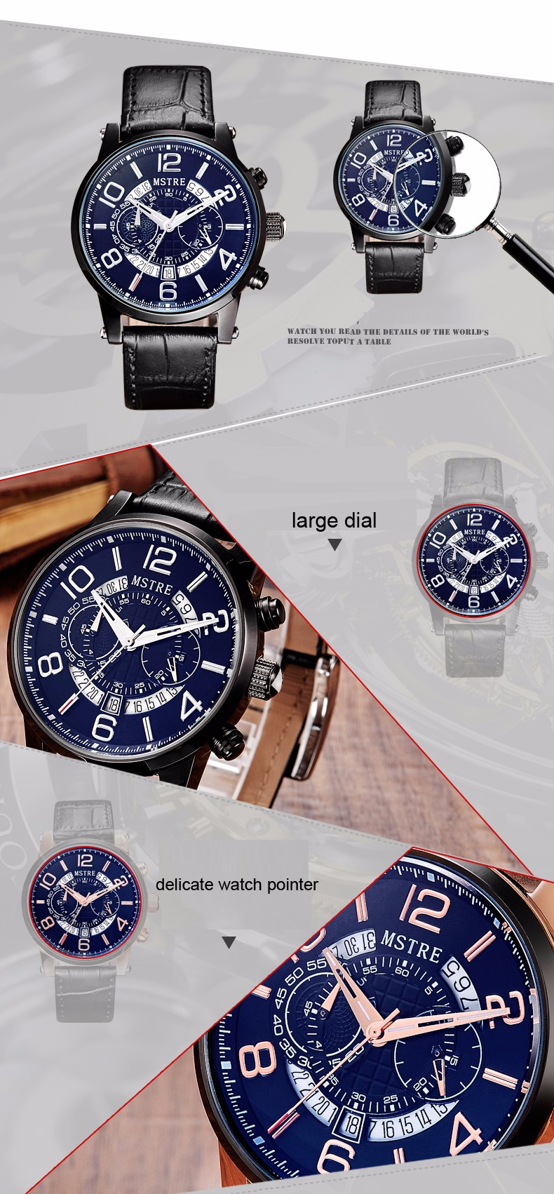 Бренд скорость гонка мода бизнес спортивные часы мужские свободного покроя многофункциональный кварцевые наручные часы кожаный ремешок из нержавеющей стали