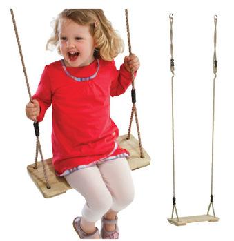 Березы деревянные детские дети качели для детей пластины игрушки открытый весело и спорта улучшить здоровье