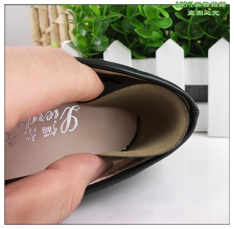 Как сделать задник на туфлях мягче 813