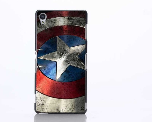 Captain America Sony cases