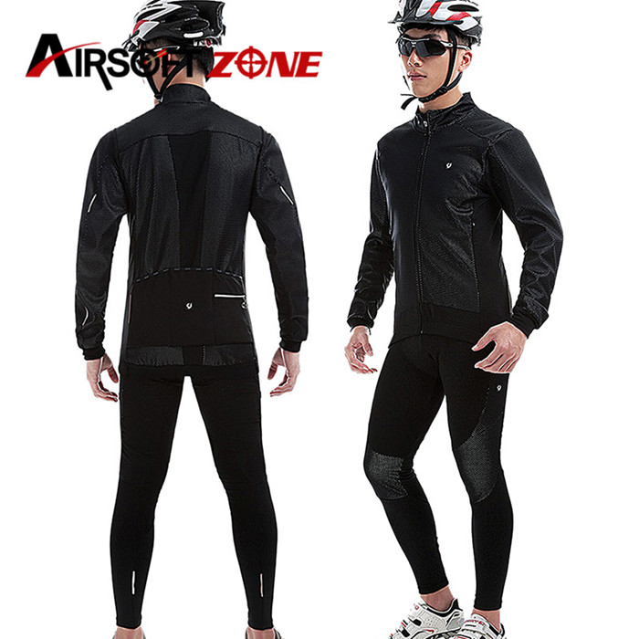 Cycling Jerseys Set Long Sleeve Jersey and Pants Road Bicycle Bike Cycling Jerseys Set Ciclismo Ropa Outdoor Clothing Suit