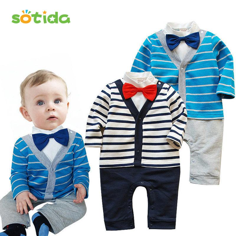 Bebe baby boy fashion long sleeve style 2016 New baby boy clothing stripe suit kids clothes sets bebe clothing sets(China (Mainland))