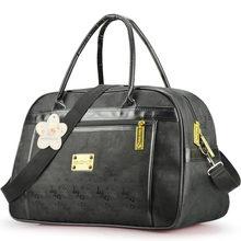 2016 New Fashion Luggage Handbag Women Travel Bag Large Capacity Outdoor Hiking Sports Bags Women Portable Travel Duffle Bag(China (Mainland))