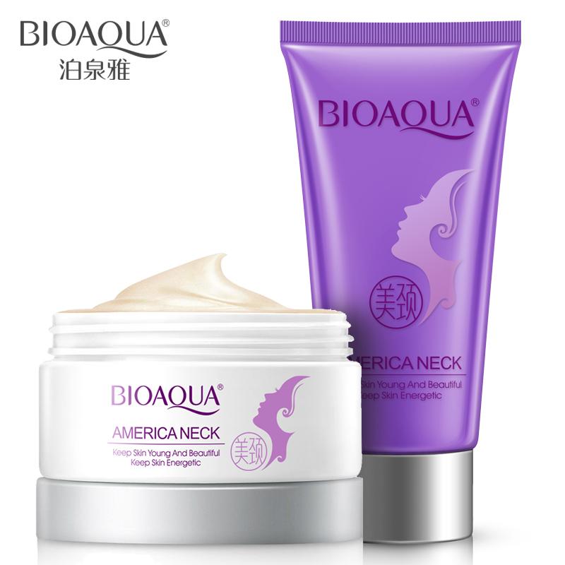 Anti Wrinkle Neck Cream + Neck Mask Anti Aging Firming Neck Whitening Neck Cream Skin Care Firming Powerful Moisturizing 2pcs(China (Mainland))