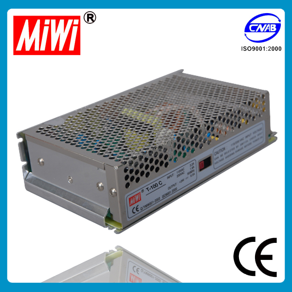 T-100 ce approved dc triple power supply 100w(China (Mainland))