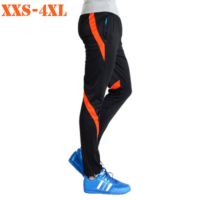 Good Quality Women Men Child Kid Legging Sports Runing Fitness Mountaineer Bicycling Black Soccer Football Training Long Pants(China (Mainland))