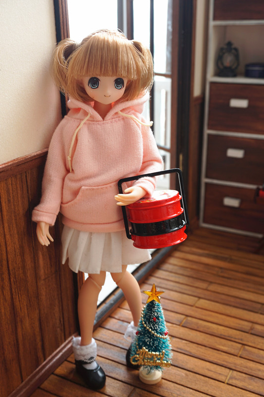 Hoodies Sweater for Azone Momoko Licca Pullip Blyth Doll Clothes Accessories(China (Mainland))