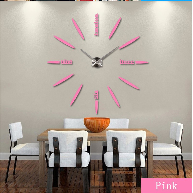 Horloge murale pour salon for Miroir decoratif pour salon