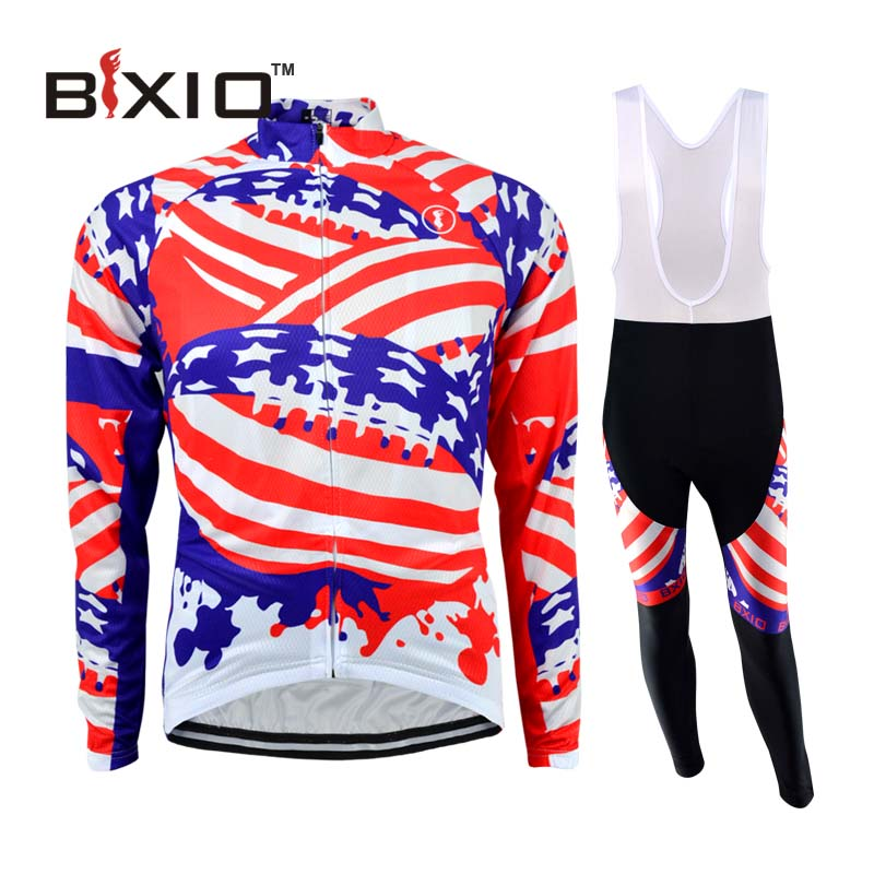 Bxio Cycling Clothes China Hot Sale Long Sleeve Bicycle Wear Maillot Ciclo Jersey Equipaciones Equipos Ciclismo Roupa Ciclismo(China (Mainland))