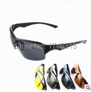 New top fishing glasses camouflage frame polarized for Fishing sunglasses brands