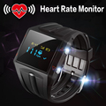 New Heart Rate Monitor Fitness Tracker Bluetooth Smartband Sport Bracelet Smart Band Wristband For iPhone IOS