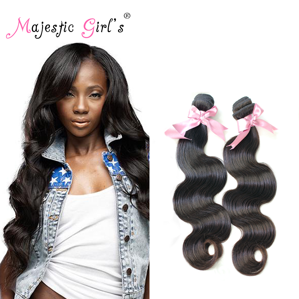 Queen Hair 2Pcs/lot 6A Indian Virgin Body Wave Hair Bundles 100% Unprocessed 12-28inch in Stock Shipping Free<br><br>Aliexpress