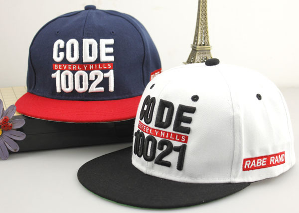 CODE 10021 snapback cap/high quality plain blank custom snapback manufacturer(China (Mainland))