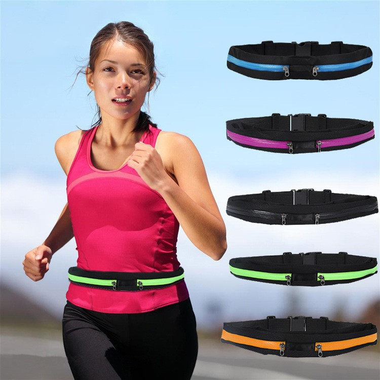 Outdoor Multifunction Pockets Elastic Sports Runners Riding Pockets Waterproof Mobile Phone Anti-theft Package 5colors SW78(China (Mainland))