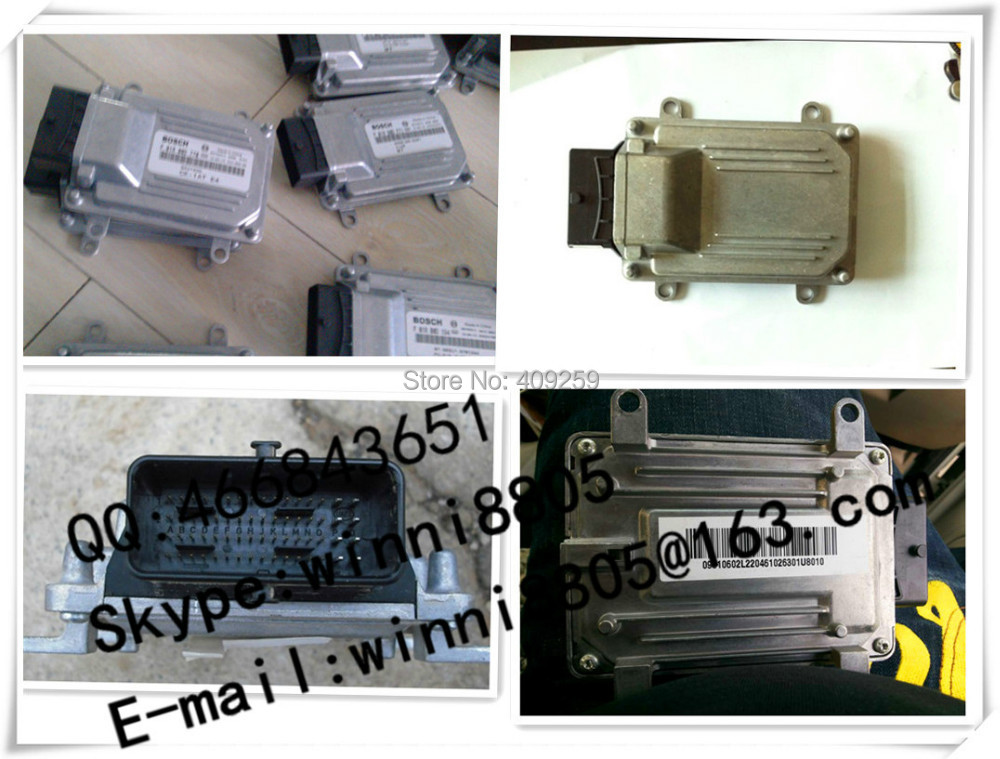 Engnine Control Unit (ECU) / For Dongfeng car engine computer board / car pc / F01RB0D072 / 3600100-0A / EQ474I(China (Mainland))