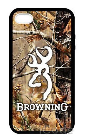 Stylish browning deer camo cell phones case cover for - Browning deer cell phone wallpaper ...