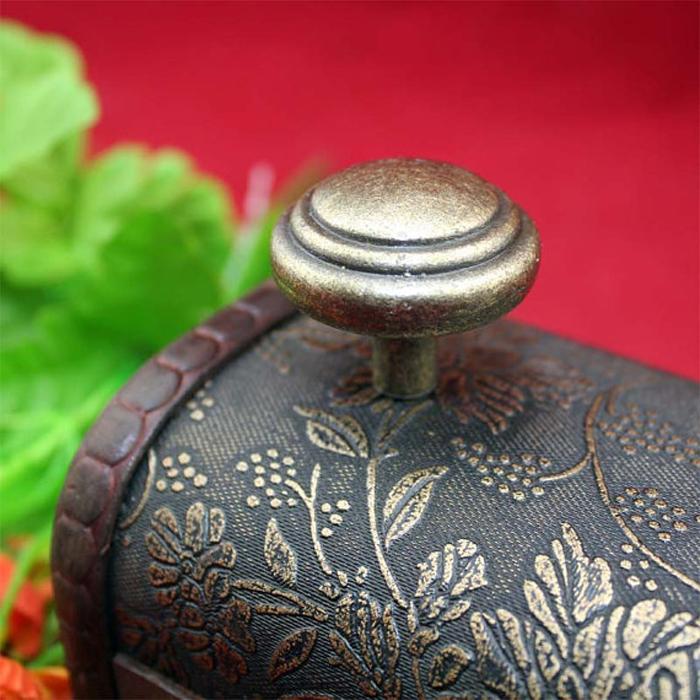 Vintage Brass round Dresser Drawer Pulls Handles Knobs Kitchen Cabinet Door Knob Antique Bronze Furniture Door Handles<br><br>Aliexpress