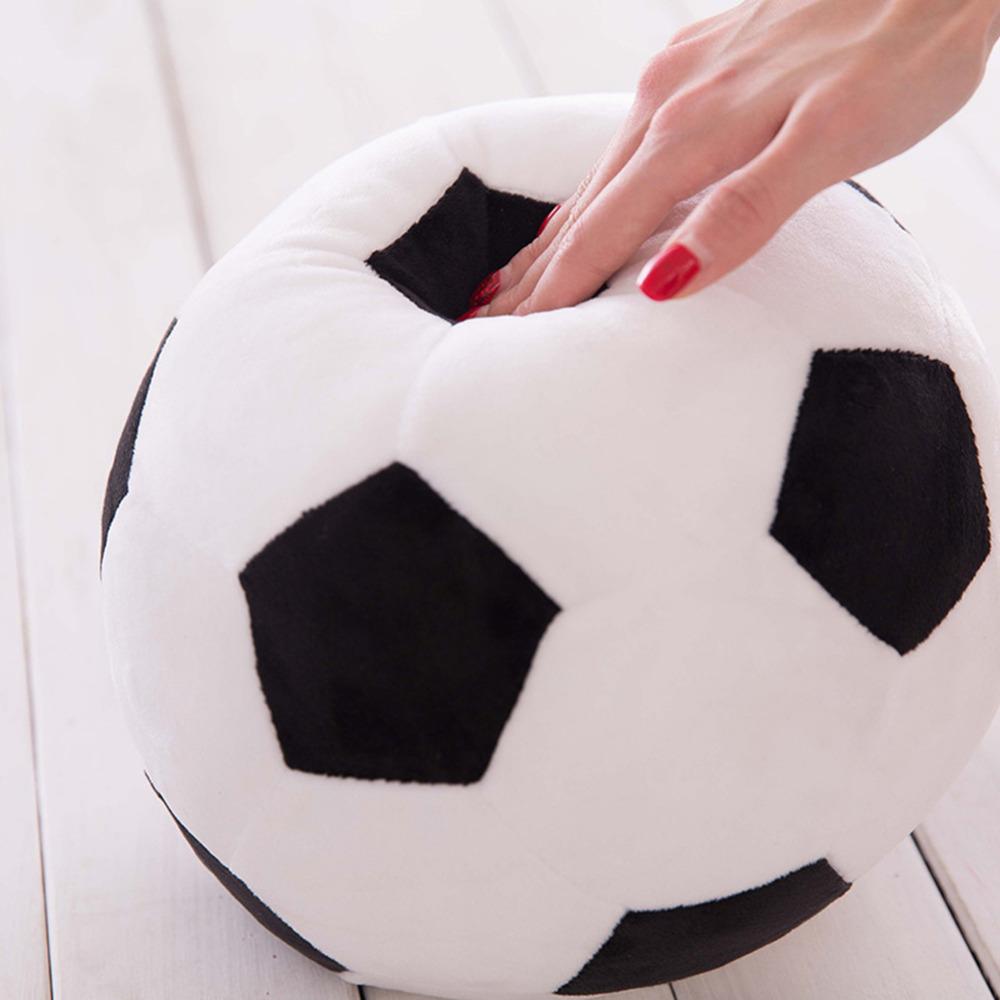 Squishy Soccer Ball Pillow : Online Buy Wholesale soccer ball plush from China soccer ball plush Wholesalers Aliexpress.com