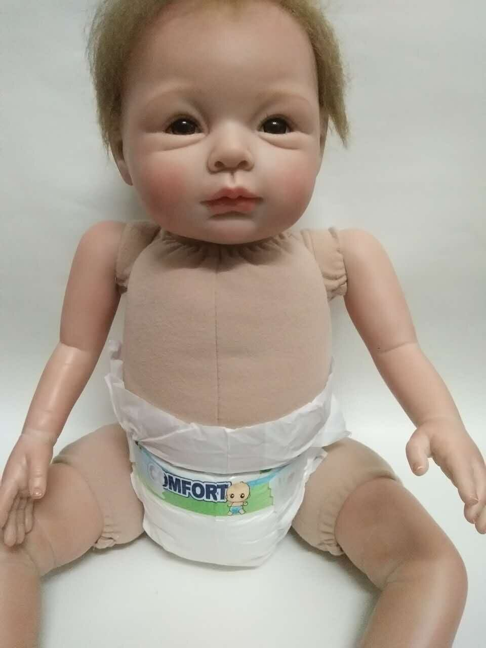 Real Looking Reborn Dolls Babies Bonecas Newborn Toys for