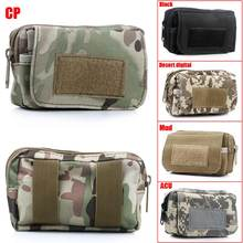 Buy Mini Portable Outdoor Waterproof Waist Bag Military Tactical Camping Travel Sport Pouch Hold Keys,Coins practical for $4.16 in AliExpress store