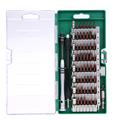 60 in 1 Precise Manual Tool Set Magnetic Screwdriver set Multifunction Driver Electronics Repair Tool Kit