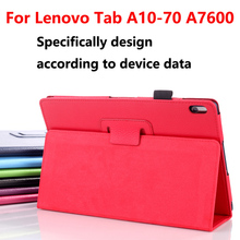 Luxury Stand Case for Lenovo tab A 10-70F Cover funda Capa Para,Flip PU Leather Smart Cover for Lenovo tablet A10-70 Case 10.1