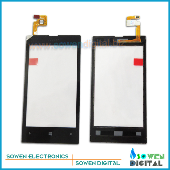 for Nokia Lumia 520 N520 Touch screen digitizer touch panel touchscreen, new,,100% tested