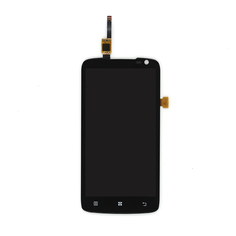 Grade A Replacement LCD Display Assembly With Touch Screen Digitizer Assembly For Lenovo S820 LCD Display + Tools+Tempered Glass