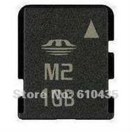 Wholesale M2 memory card 1GB full capacity MOQ 1pc Free shipping(China (Mainland))