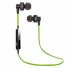 Newest bluetooth AWEI A990BL Universal Wireless Bluetooth 4.0 In Ear Noise cancelling Earphone T0(China (Mainland))