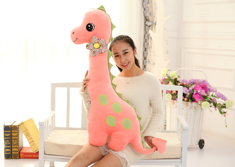 new big lovely  dinosaur toy plush  dinosaur pillow doll new creative doll about 100cm<br><br>Aliexpress
