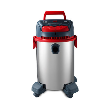 Free shipping Hotel cylinder type commercial household vacuum cleaner D-801 industrial strength(China (Mainland))