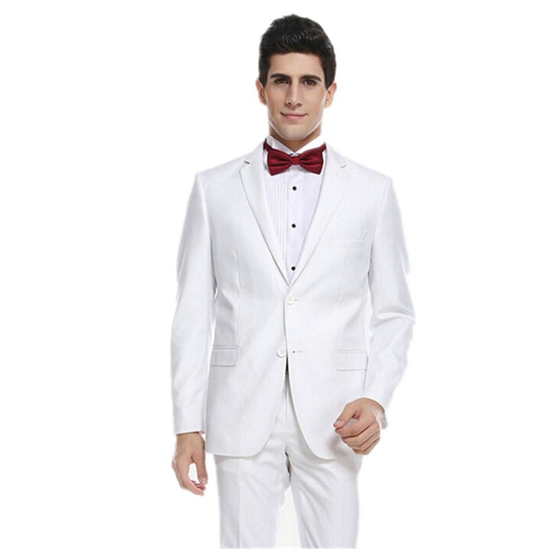 White Dress Pants For Men Photo Album - Kianes