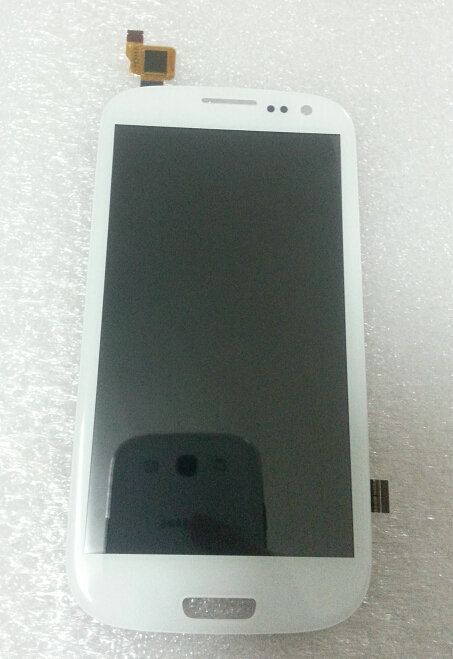 touch screen XY-1008 Glass Panel with LCD display HS4703QNC23-00 for china clone android phone GT-I9300 S3