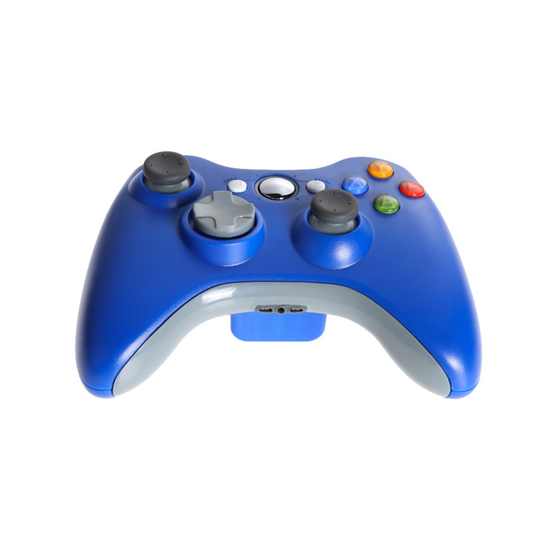 Promotion High Quality Wireless Gamepad Remote Controller for Microsoft Xbox 360 Console Blue(China (Mainland))
