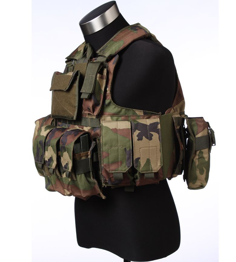 Free Shipping by DHL FedEx Current Militaria Ciras mar Vest Outdoor Tactical Vest Camouflage Vest Army Training Combat Uniform