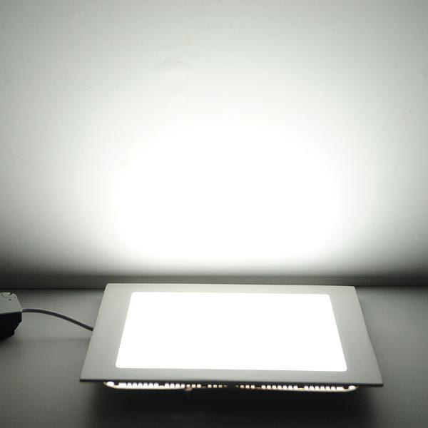 1pcs square led panel light new 2015 lamps ac85 265v led downlight 3w 4w 6w 9w 12w 15w 25w painel de led lights for home abajur(China (Mainland))