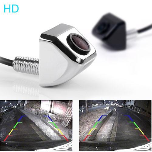 1x New Car Rear View Camera CCD Front&Back View Forward Camera Reverse Backup Parking Camera(China (Mainland))