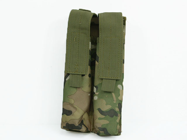 Hot Sale Combat P90 Airsoft Molle Double Tactical Military UMP Magazine Pouch Outdoor Tactical Bag(China (Mainland))