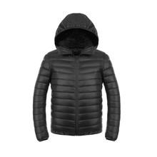 NewBang пуховик мужской ультра легкий пуховик мужские зимние куртки легкие куртки парка с капюшоном ветровка перо парка(China)