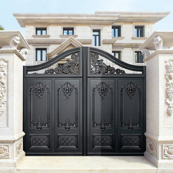 Online buy wholesale exterior doors from china exterior for Outside main door design