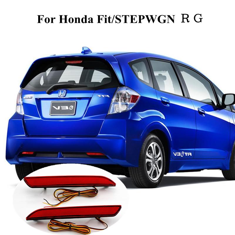 Aliexpress.com : Buy For Honda Fit / STEPWAG RG LED Auto