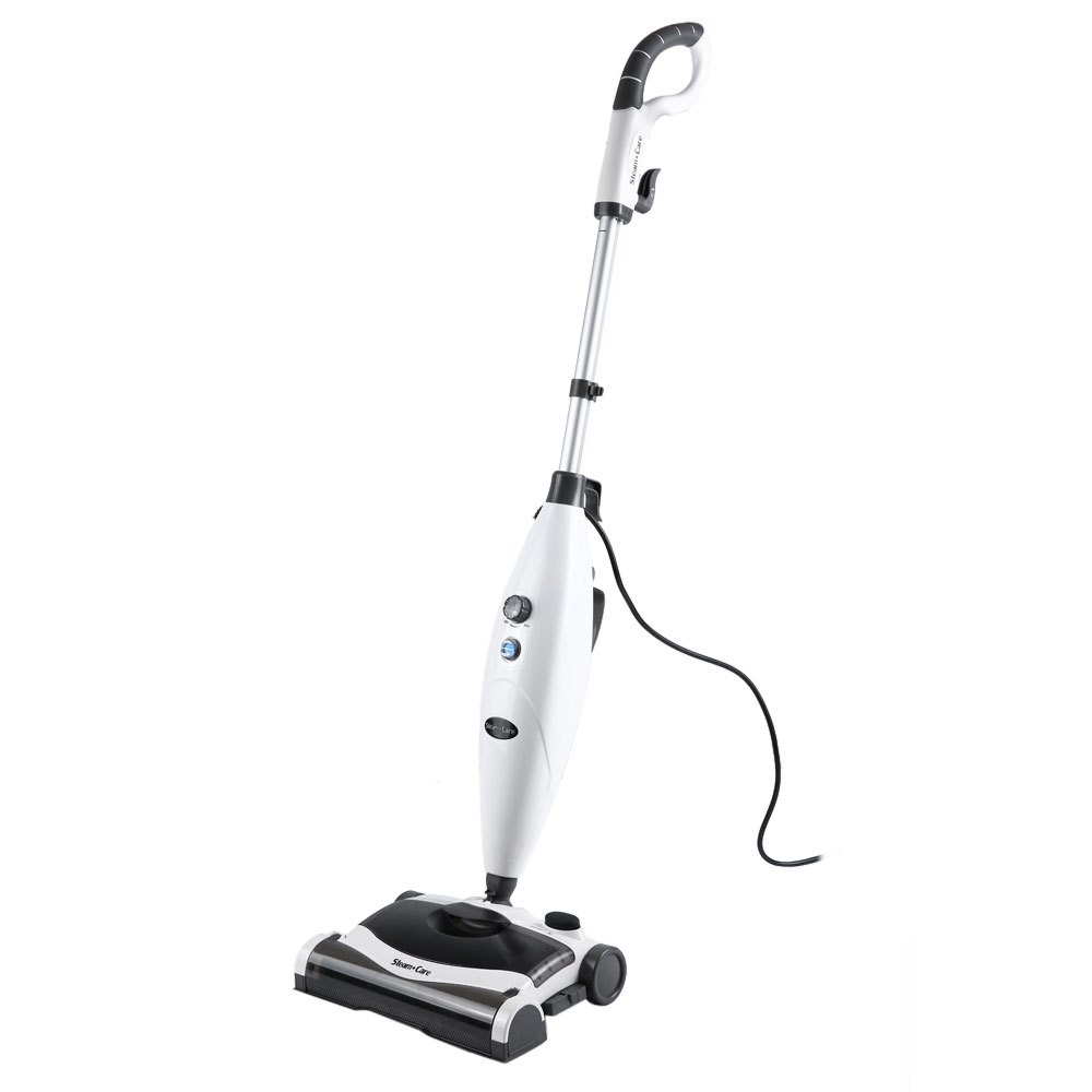 MW8110 New Multifunctional Steam Cleaner for Home Floor Kitchen Carpet Handheld Steam Mop 29W Safe Cleaning Mop with EU/ US Plug(China (Mainland))