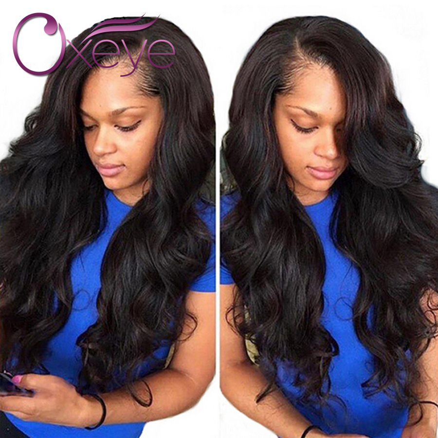 7A Silk Top Full Lace Human Hair Wigs For Black Women Silk Base Full Lace Wigs Body Wave Brazilian Virgin Hair Lace Front Wigs(China (Mainland))