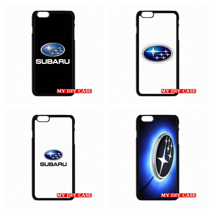Mobile Pouch subaru logo For Samsung Galaxy s2 s3 s4 s5 mini Note2 3 4 iPhone SE4 5s 5c 6 6s plus iPod touch4 5(China (Mainland))