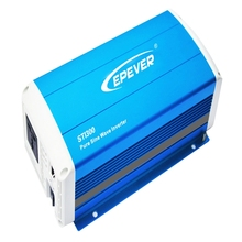 EPEVER 300W Power Frequency Pure Sine Wave Inverter 24VDC to 220VAC SPWM Technology Switched Output Voltage