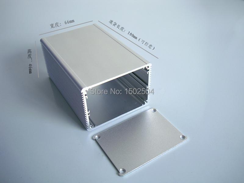 Кабельный щит NO PCB DIY 66 * 46 * 100 Aluminum  box кабельный щит no pcb diy 66   46   100 aluminum  box